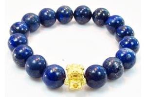 Lắc Tay Lapis Lazuli Tuổi Hợi