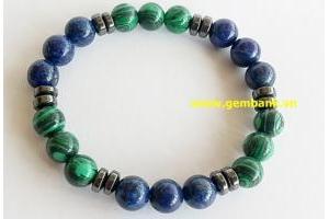 Manly: Malachite - Lapiz Lazuli