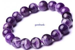 Lắc Amethyst Lavender Tự Nhiên