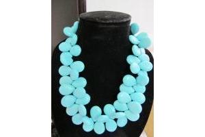 Vòng Cổ Turquoise xanh