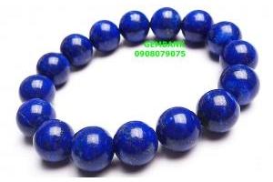 Vòng Lapis Lazuli Đá Thần Hy Lạp Tự Nhiên GEMBANK